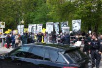 Demonstration #FreeTurkeyMedia